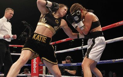 VIDEO: Highlights of Katie's Pro Debut