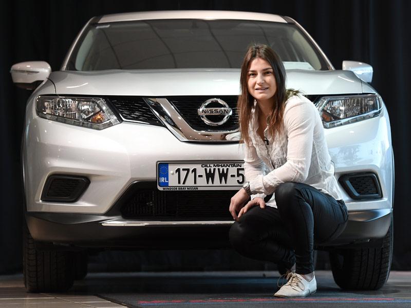 Katie announced as Windsor Motor Group Ambassador