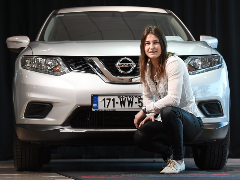 Katie announced as Windsor Motor Group Ambassador