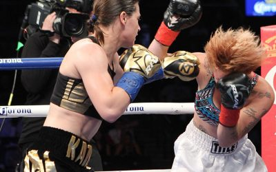 Successful US debut for Katie