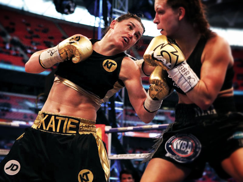 Katie's next fight set for Brooklyn on Broner – Garcia card