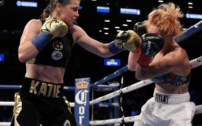 Katie's World title fight confirmed