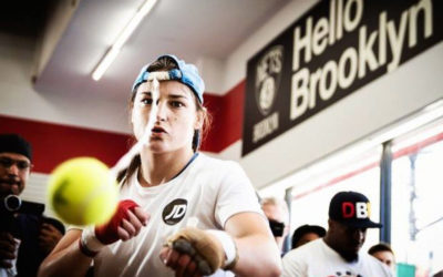 Katie set for unification fight in New York