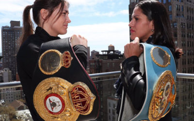 Taylor and Bustos meet at final press conference