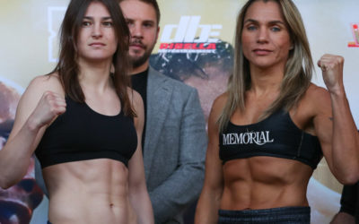 Taylor and Volante weigh in for unification showdown