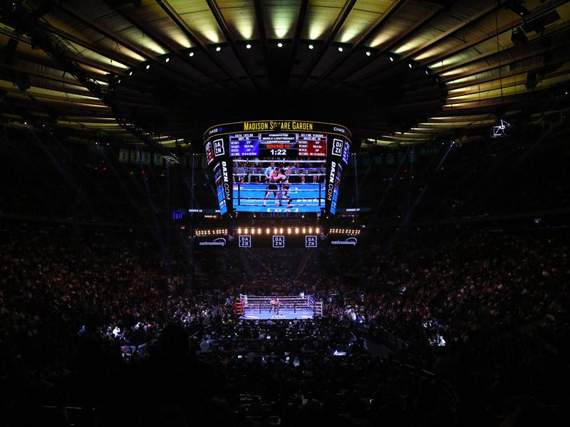 Photo courtesy of Melina Pizano - Matchroom Boxing.