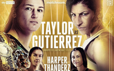 Katie Taylor returns on November 14th