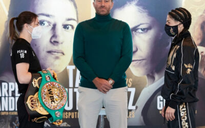 Undisputed titles on the line again for Katie Taylor on Saturday