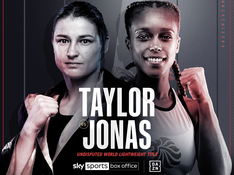 Olympic rematch confirmed for Taylor